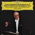 ベームのシューベルト&シューマン/交響曲集 独DGG 2913 LP レコード