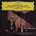 ツィマーマン&ジュリーニのショパン/ピアノ協奏曲第1番 独DGG 2913 LP レコード