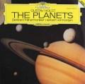 カラヤンのホルスト/「惑星」 独DGG 2913 LP レコード