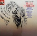 【歌手サイン入り】カラヤンのドビュッシー/「ペレアスとメリザンド」  独EMI 2913 LP レコード