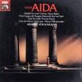 カラヤンのヴェルディ/「アイーダ」  独EMI 2913 LP レコード