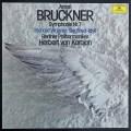 カラヤンのブルックナー/交響曲第7番ほか 独DGG 2913 LP レコード