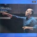 ショルティのマーラー/交響曲第7番 英DECCA 2913 LP レコード