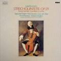 クイケンらのボッケリーニ/6つの弦楽五重奏曲op.29 独RCA(SEON) 2913 LP レコード