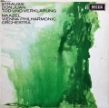【モノラル】マゼールのR.シュトラウス/「ドン・ファン」&「死と浄化」 英DECCA 2915 LP レコード