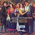クナッパーツブッシュのチャイコフスキー/組曲「くるみ割り人形」ほか 独DECCA 2915 LP レコード