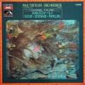 トルトゥリエ&ハイドシェックのフォーレ/チェロソナタほか 仏EMI(VSM) 2915 LP レコード