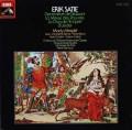 メスプレ&デルヴォーのサティ/「ブラバンのジュヴィエーヴ」 独EMI 2915 LP レコード