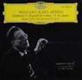 ベームのモーツァルト/交響曲第40&41番「ジュピター」 独DGG 2915 LP レコード