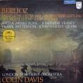 デイヴィスのベルリオーズ/歌曲集「夏の夜」ほか 蘭PHILIPS 2915 LP レコード