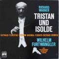 フルトヴェングラーのワーグナー/「トリスタンとイゾルデ」全曲 独EMI 2915 LP レコード