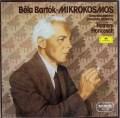 未開封:フランチェシュのバルトーク/「ミクロコスモス」 独DGG 2915 LP レコード