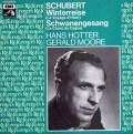 ホッターのシューベルト/「冬の旅」&「白鳥の歌」 仏EMI(VSM) 2917 LP レコード