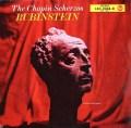 ルービンシュタインのショパン/スケルツォ集 独RCA 2917 LP レコード