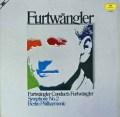 フルトヴェングラー自作自演/交響曲第2番 独DGG 2919 LP レコード