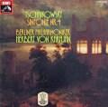 カラヤンのチャイコフスキー/交響曲第4番 独EMI 2919 LP レコード