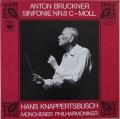 【欧最初期盤】クナッパーツブッシュのブルックナー/交響曲第8番 独CBS 2919 LP レコード