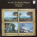 イ・ムジチ合奏団のヴィヴァルディ/「四季」 蘭PHILIPS 2919 LP レコード