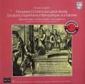 クイケン兄弟のクープラン/「趣味の融合、または新しいコンセール」より  蘭PHILIPS 2919 LP レコード