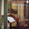 グリュミオー&ラクロワのシューベルト/二重奏曲ほか 蘭PHILIPS 2919 LP レコード
