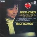 小澤のベートーヴェン/交響曲第9番「合唱付き」  蘭PHILIPS 2919 LP レコード