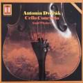 タウアーのドヴォルザーク/チェロ協奏曲  独HELIODOR 2919 LP レコード