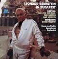 バーンスタインの1983年ブダペストライヴ  ハンガリーHungaroton 2919 LP レコード