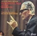 クレンペラーのブルックナー/交響曲第4番「ロマンティック」  英turnabout 2919 LP レコード