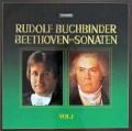 ブッフビンダーのベートーヴェン/ピアノ・ソナタ集 独TELEFUNKEN 2919 LP レコード