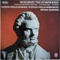 ケルテスのシューベルト/交響曲全集 英DECCA 2919 LP レコード