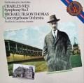 ティルソン・トーマスのアイヴス/交響曲第2番 独CBS 2921 LP レコード