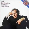 グールドのバッハ/ゴルトベルク変奏曲 独CBS 2921 LP レコード