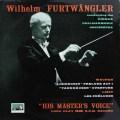 フルトヴェングラーのリスト/「前奏曲」ほか 英HMV 2921 LP レコード