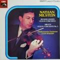 ミルシテインのメンデルスゾーン&ブルッフ/ヴァイオリン協奏曲集 英EMI 2921 LP レコード