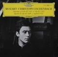 エッシェンバッハのモーツァルト/ピアノソナタ第10&11番ほか 独DGG 2921 LP レコード