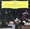 ロストロポーヴィチ&カラヤンのドヴォルザーク/チェロ協奏曲ほか   独DGG 2921 LP レコード