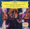 フルニエ&セルのドヴォルザーク/チェロ協奏曲   独DGG 2921 LP レコード