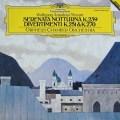 オルフェウス室内管弦楽団のモーツァルト/「セレナータ・ノットゥルナ」ほか 独DGG 2921 LP レコード