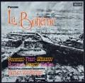 カラヤンのプッチーニ/「ボエーム」全曲  独DECCA 2921 LP レコード
