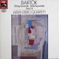 アルバン・ベルク四重奏団のバルトーク/弦楽四重奏曲全集   独EMI 2921 LP レコード