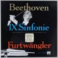 フルトヴェングラーのベートーヴェン/交響曲第9番 独EMI 2921 LP レコード