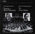 O.シュミットのデンマークの現代音楽 独BIS 2899 LP レコード
