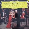 ムター&カラヤンのチャイコフスキー/ヴァイオリン協奏曲(ライヴ!) 独DGG 2823 LP レコード