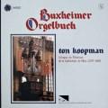 コープマンのブクスハイム・オルガン曲集 仏ASTREE 2823 LP レコード