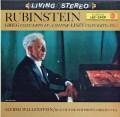ルービンシュタインのグリーグ&リスト/ピアノ協奏曲集 独RCA   2829 LP レコード