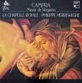 ヘレヴェッヘのカンプラ/死者のためのレクイエム 仏HM 2823 LP レコード