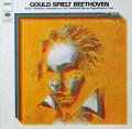 グールドのベートーヴェン/エロイカ変奏曲ほか 独CBS 2810 LP レコード