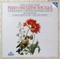 ビルソン&ガーディナーのモーツァルト/ピアノ協奏曲第13&15番 独ARCHIV 2810 LP レコード