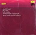 【未開封】 カーゲル自作自演「響き」 独DGG 2998 LP レコード