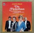 【未開封】 ボスコフスキーのJ.シュトラウス二世/「こうもり」 独EMI 2998 LP レコード